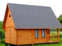 Domek drewniany Grześ