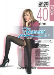 Rajstopy 40 den Exclusive Femmini