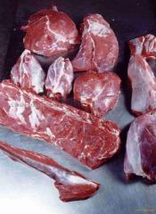 Mięso mrożone -wołowina