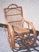 Fotele wiklinowe