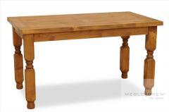 Stół woskowany MES-03, 180x90