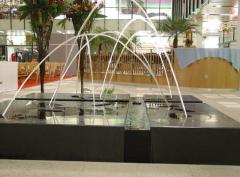 Fountains dynamic