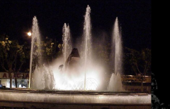 Fountains Illuminated