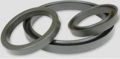Interflanged gaskets