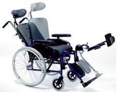 Wózek inwalidzki Jazz Boreal