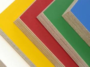 Sklejka kolorowa