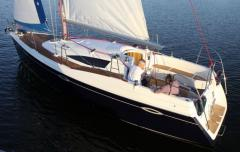 Ślepsk S-950, luksusowy jacht o długości 9,5m z