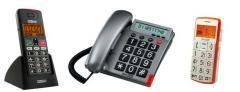 טלפון לכבדי שמיעה