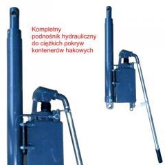 Podnośnik hydrauliczny pokrywy