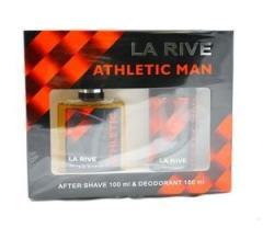 ATHLETC MAN zestaw kosmetyków męskich (woda