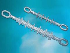 Izolatory liniowe, kompozytowe, typ cs na napięcie