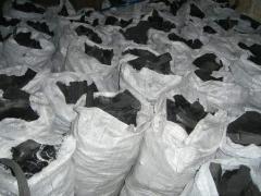 Węgiel drzewny z Nigerii