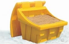 Pojemniki na piasek i sól od 50 do 900 kg