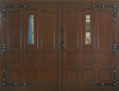 Drzwi wejściowe ocieplane  Dg 26