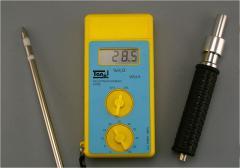 Wskaźnik wilgotności siana i słomy WSI-5