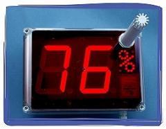 Miernik wilgotności i temperatury PWT-GIGA