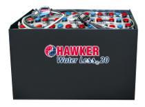 Akumulatory trakcyjne - Hawker Water Less 20