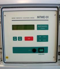 Miernik temperatury i wilgotności drewna MTWD-01