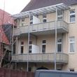 Systemy dostawnych balkonów aluminiowych