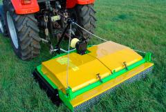 Pasture mowers and toppers