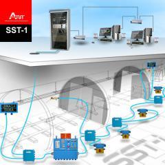 System sterowania tamami wentylacyjnymi typu SST-1