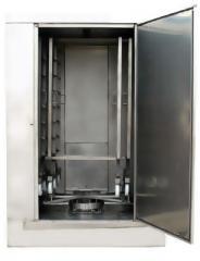 Myjnie wózków wędzarniczych system Lambda