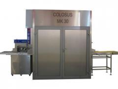 Tunel chłodniczy Colosus