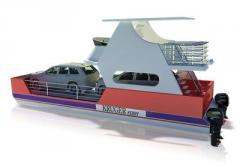 Prom K1100 Ferry 11 metrowy