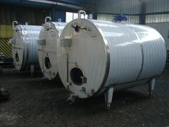 Zbiorniki ciśnieiowe