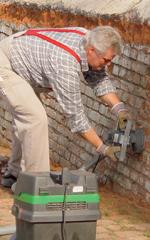 Szlifierka do betonu Eibenstock EBS 125.4 O