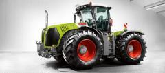 Ciągniki Xerion 5000 / 4500