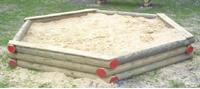 Sandboxes for children