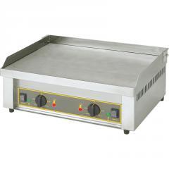 Płyta grillowa elektryczna ROLLER GRILL / 3 kW