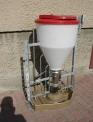Automaty paszowe skrzynkowe oraz typu tubomat
