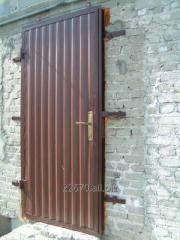 Zewnętrzne drzwi inwentarskie