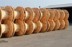 Bębny drewniane