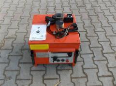 Equipment for cold forging artistic bending of