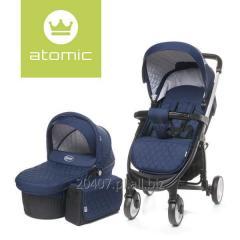 Wózek 2w1 4BABY Atomic