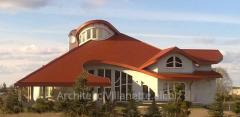 Przykładowy projekt domu jednorodzinnego