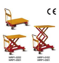 Wózki podnośnikowe inne - platformowy (stołowy)