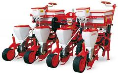 Precision drilling seeders