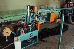 Maszyna do wyrobu girlandy żyłkowej dwukolorowej