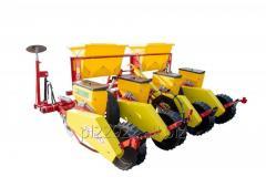 Siewnik mechaniczny S 100, do punktowego wysiewu nasion kukurydzy