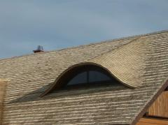 Materials for roofing wooden