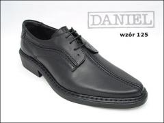 Buty wiosenno-jesienne wzór 125 czarne