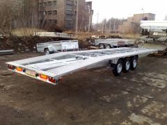 Auto trailers