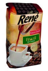 Kawa Ziarnista RENE BRAZIL 1KG