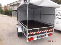 Przyczepy Bodex B-75 255/154 H150