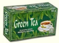 Herbata zielona.