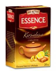 Herbata czarna - Karmelowa z nutą cytryny